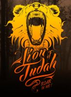 Lion of Judah by janmil000