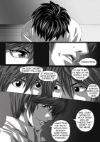 Death Note Doujinshi Page 43 by Shaami