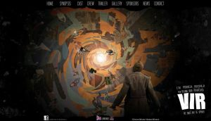 The Whirl movie web site by molim