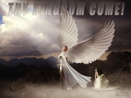 Thy Kingdom Come by JERRYARTZDESIGN