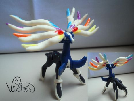 716 Xerneas by VictorCustomizer