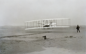 Wright Brothers First Flight by GeneralTate