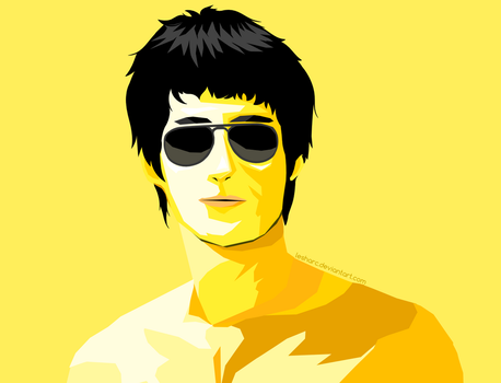 Bruce aka Yellow Bee by Lesharc