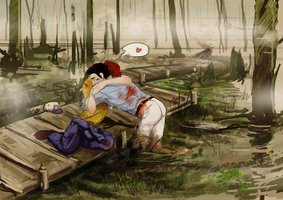 Swamp by SherlockianHamps
