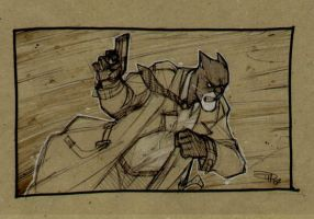 Blacksad by DenisM79