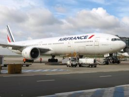 Air France at the Gate by InDeepSchit