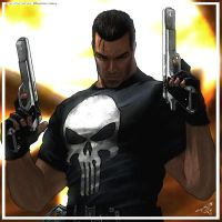 Punisher by ubald007