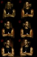 Will Smith - Making-of by Matou31