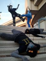 Homestuck 2 - metrocon 2011 by netogrof