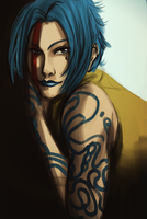 BL2 Maya01 by RED-Elice
