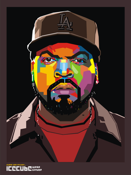 Ice Cube by ndop