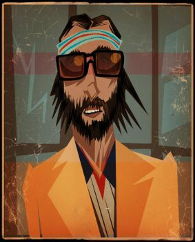 RICHIE TENENBAUM by MY-METAL-HAND