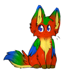 Macaw Cat (just offer something) [open] by xxstarfallxx