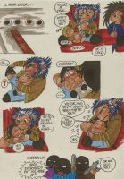 Wolverine Go to Japan page 3 by LievVictorovitch