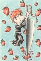Poor Little Ichigo by CatWoman4ever