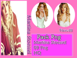 Pack Png Martina Stoessel by Fiore-55