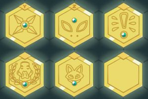 Medabots Medals Y-? by neoyurin