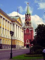 Moscow by MaggY535