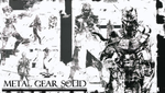 Metal Gear Solid BG 4 by FireCouch1