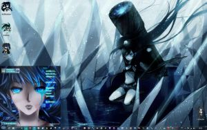 black Rock shooter by andrea370