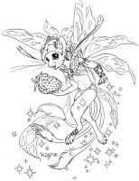 The Furry Berry Fairy by Talzhemir1