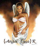 Sexy Angel by tommygyrl