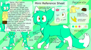 Mimi Reference Sheet by Rainy-bleu