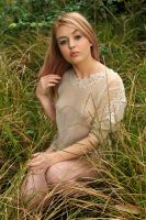 Hana - lace in the grass 4 by wildplaces