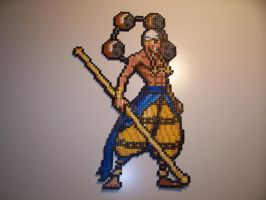 Enel Bead Sprite by TameFlame