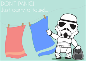 Don't panic... by iveinbox