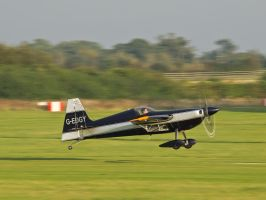 Rapid Departure Old Warden by davepphotographer