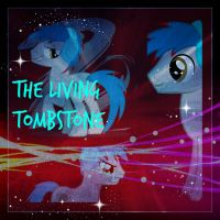 ( MLP ) The Living Tombstone Collage by KrazyKari