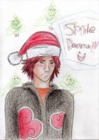 gift santa sasori by FuNiSmYwAy