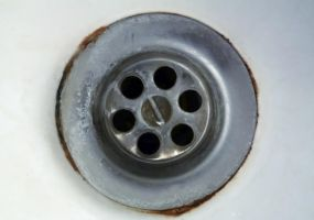 Rusty Sink by Texture-Nest