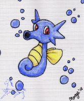 Horsea Badge by mangalover2006