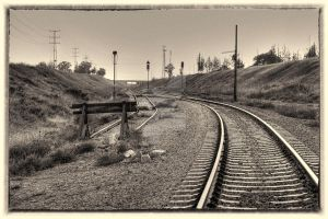 End of the line by VTAL