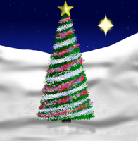 2013 Christmas Tree by LadyIlona1984