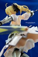 Saber Lily Distant Avalon 06 by h4kkai