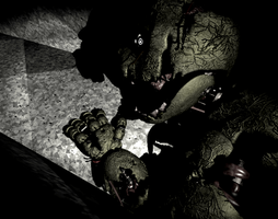 SpringTrap, close your mouth by kinginbros2011