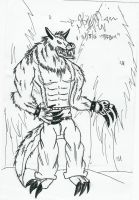Spike the timber wolf by 6oi