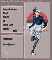 PGA: Absol v.2 by nothingsgoingon