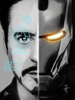 I am Iron Man by IronWarrior777