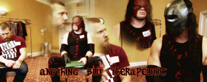Kane and Bryan: Anything But Therapeutic by KamenRiderReaper