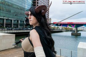 Steampunk Satyr - Canary Wharf 6 by TPJerematic