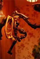 The Key on the Lampshade by Forestina-Fotos