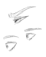Lol little eye doodles by Toot-Scoots