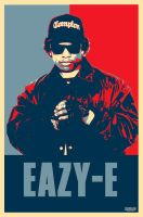 Eazy E by DemircanGraphic