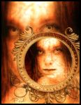 Face In The Mirror by Poerti