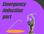 Emergency induction port print by punk407