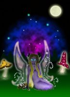 Kayla the Faerie by Narzaria